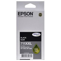 Epson 711XXL Black Extra High Yield (C13T675192) (Genuine)