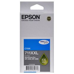 Epson 711XXL Cyan Extra High Yield (C13T675292) (Genuine)