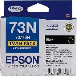 Epson 73N 2 Pack Bundle (Genuine)
