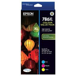 Epson 786XL 3 Pack Bundle (Genuine)