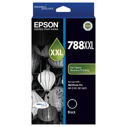 Epson 788XXL Black Extra High Yield (C13T788192) (Genuine)