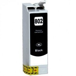 Compatible 802XL Black High Yield