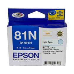 Epson 81N Light Cyan High Yield (T1115) (Genuine)