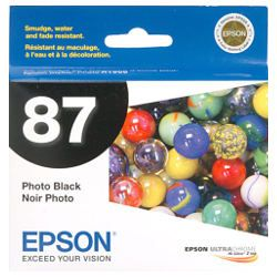 Epson 87 Photo Black (T0871) (Genuine)