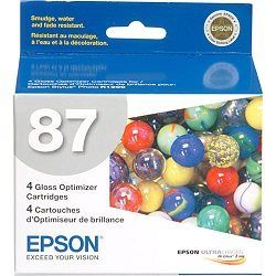 Epson 87 Gloss Optimiser (T0870) (Genuine)