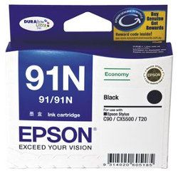 Epson 91N Black (T1071) (Genuine)