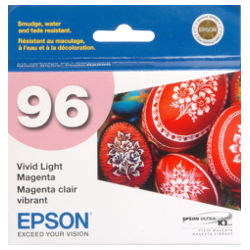 Epson 96 Vivid Light Magenta (T0966) (Genuine)
