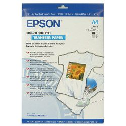 Epson S041154 A4 Iron-on Transfer Paper