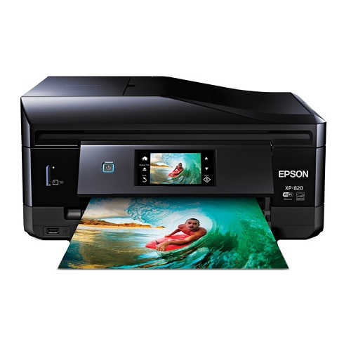 Epson Expression Premium XP-820 Printer