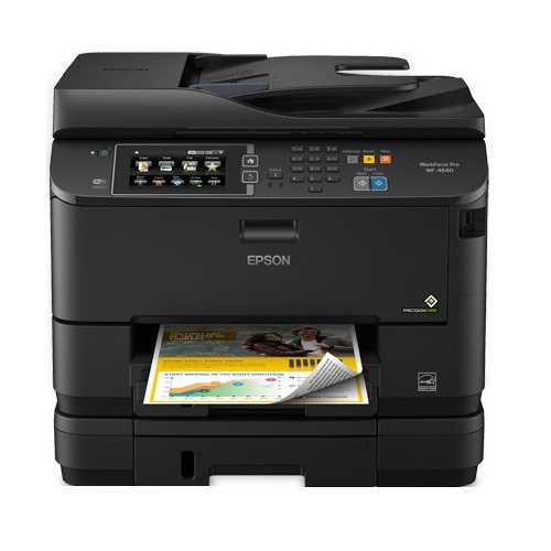 Epson Workforce Pro WF-4640 Printer