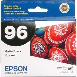 Epson 96 Matt Black (T0968) (Genuine)