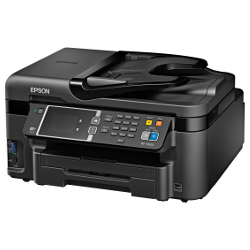 Epson Workforce WF-3620 Multi Function Colour InkJet Wireless Printer + Duplex