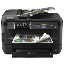Epson Workforce WF-7620 Multi Function Colour InkJet Wireless Printer + Duplex