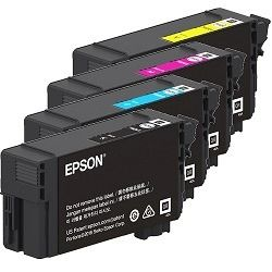 Epson T40S UltraChrome XD2 4 Pack Bundle (C13T40S100-400) (Genuine)