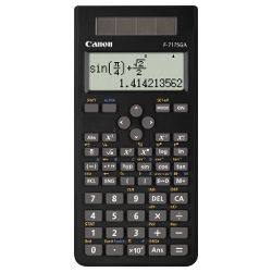 Canon F-717SGA-Black Calculator