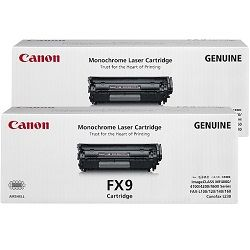 Canon FX9 2 Pack Bundle (Genuine)