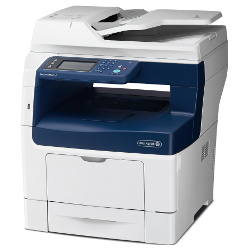 Fuji Xerox DocuPrint M455df Multi Function Mono Laser Printer + Duplex
