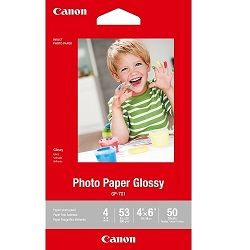 Canon GP-7014X6-50 White 4 x 6 inch Photo Paper