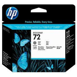 HP 72 Grey & Photo Black Print Head (C9380A)