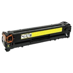 Remanufactured 125A Yellow (CB542A)