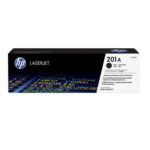 HP 201A Black (CF400A) (Genuine)