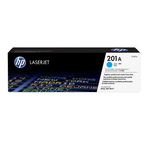 HP 201A Cyan High Yield (CF401A) (Genuine)