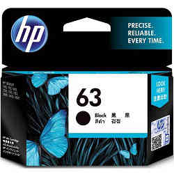 HP 63 Black (F6U62AA) (Genuine)