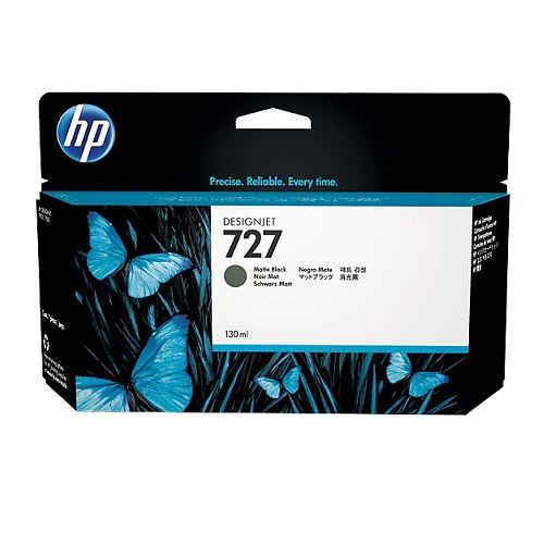 HP 727 Matte Black Extra High Yield (C1Q12A) (Genuine)
