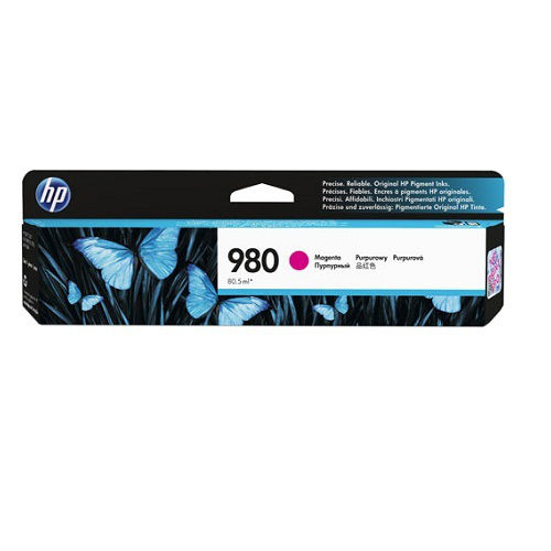 HP 980 Magenta (D8J08A) (Genuine)