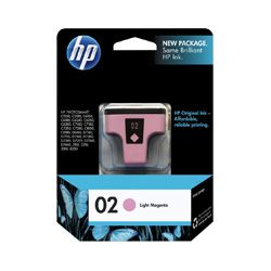 HP 02 Light Magenta (C8775WA) (Genuine)