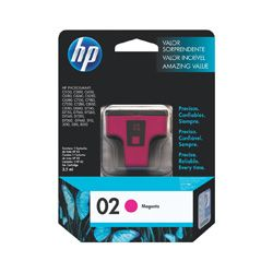 HP 02 Magenta (C8772WA) (Genuine)