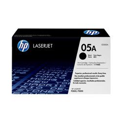 HP 05A Black (CE505A) (Genuine)