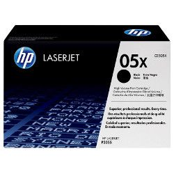 HP 05X Black High Yield (CE505X) (Genuine)