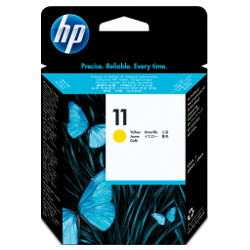 HP 11 Yellow (C4838AA) (Genuine)