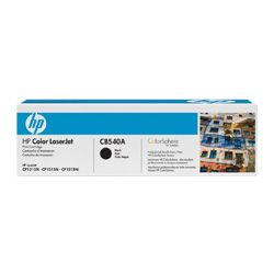 HP 125A Black (CB540A) (Genuine)