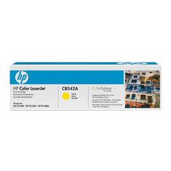 HP 125A Yellow (CB542A) (Genuine)