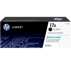 HP 17A Black (CF217A) (Genuine)