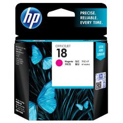 HP 18 Magenta (C4938A) (Genuine)
