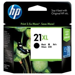 HP 21XL Black High Yield (C9351CA) (Genuine)