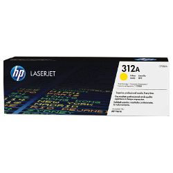 HP 312A Yellow (CF382A) (Genuine)