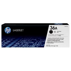 HP 36A Black (CB436A) (Genuine)