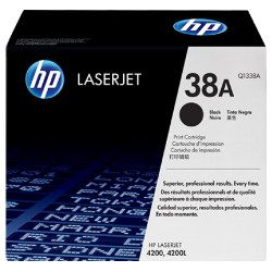 HP 38A Black (Q1338A) (Genuine)