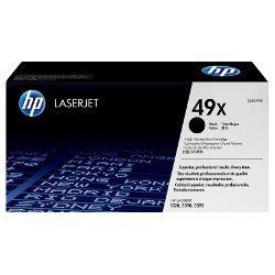 HP 49X Black High Yield (Q5949X) (Genuine)