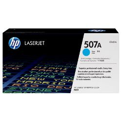 HP 507A Cyan (CE401A) (Genuine)