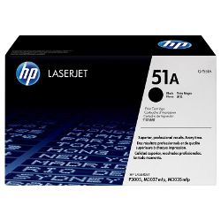 HP 51A Black (Q7551A) (Genuine)