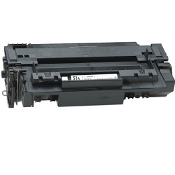 Remanufactured 51A Black (Q7551A)