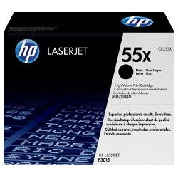 HP 55X Black High Yield (Genuine)