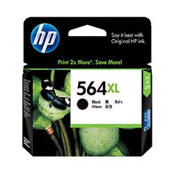 HP 564XL Black High Yield (CN684WA) (Genuine)