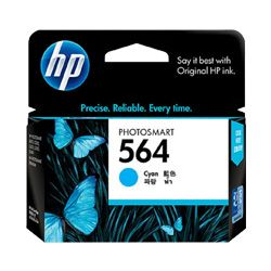 HP 564 Cyan (CB318WA) (Genuine)
