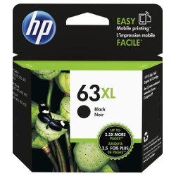 HP 63XL Black High Yield (F6U64AA) (Genuine)